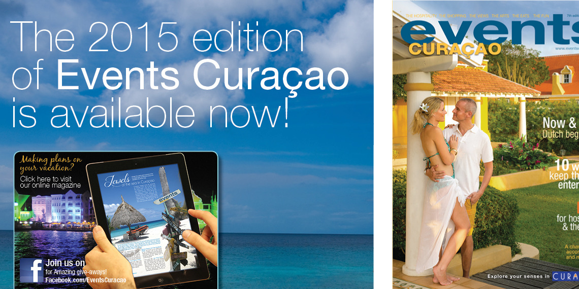 EVENTS CURACAO COVER BANNER