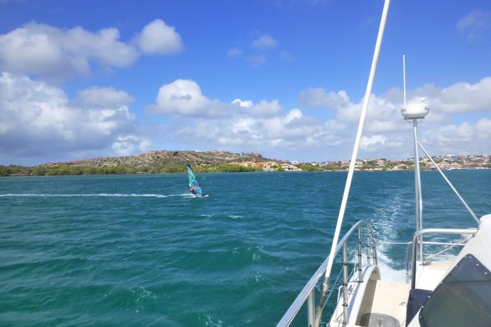 Windsurf Curacao